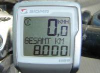 8000 Kilometer weit
