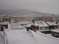 Schneechaos in Yozgat
