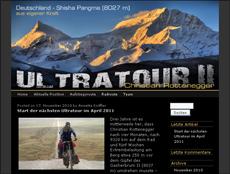 Weblog zur Ultratour II