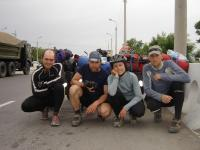 Tashkent: Viktors Ziel